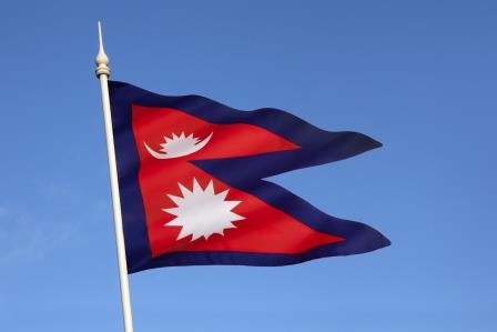 nepalese flag low res
